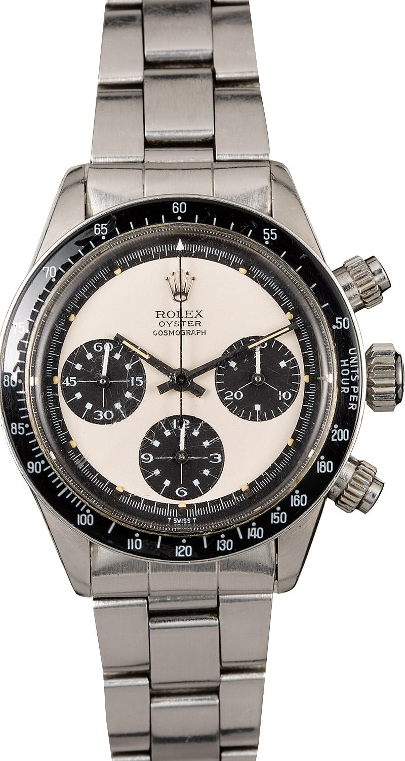 The Best Rolex Daytona Models for Collectors 6263 Paul Newman Dial