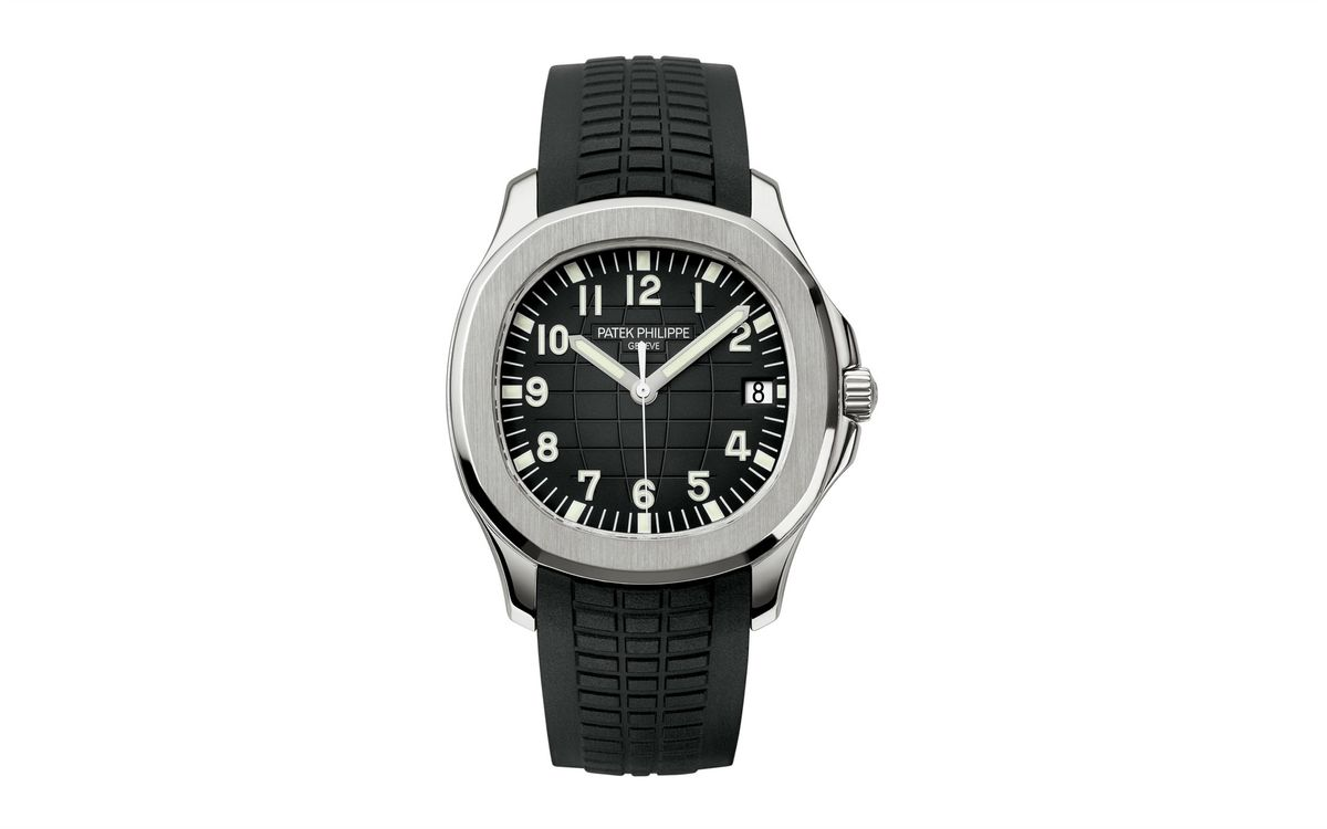 Most Desirable Patek Philippe Watch Aquanaut 5167A-001