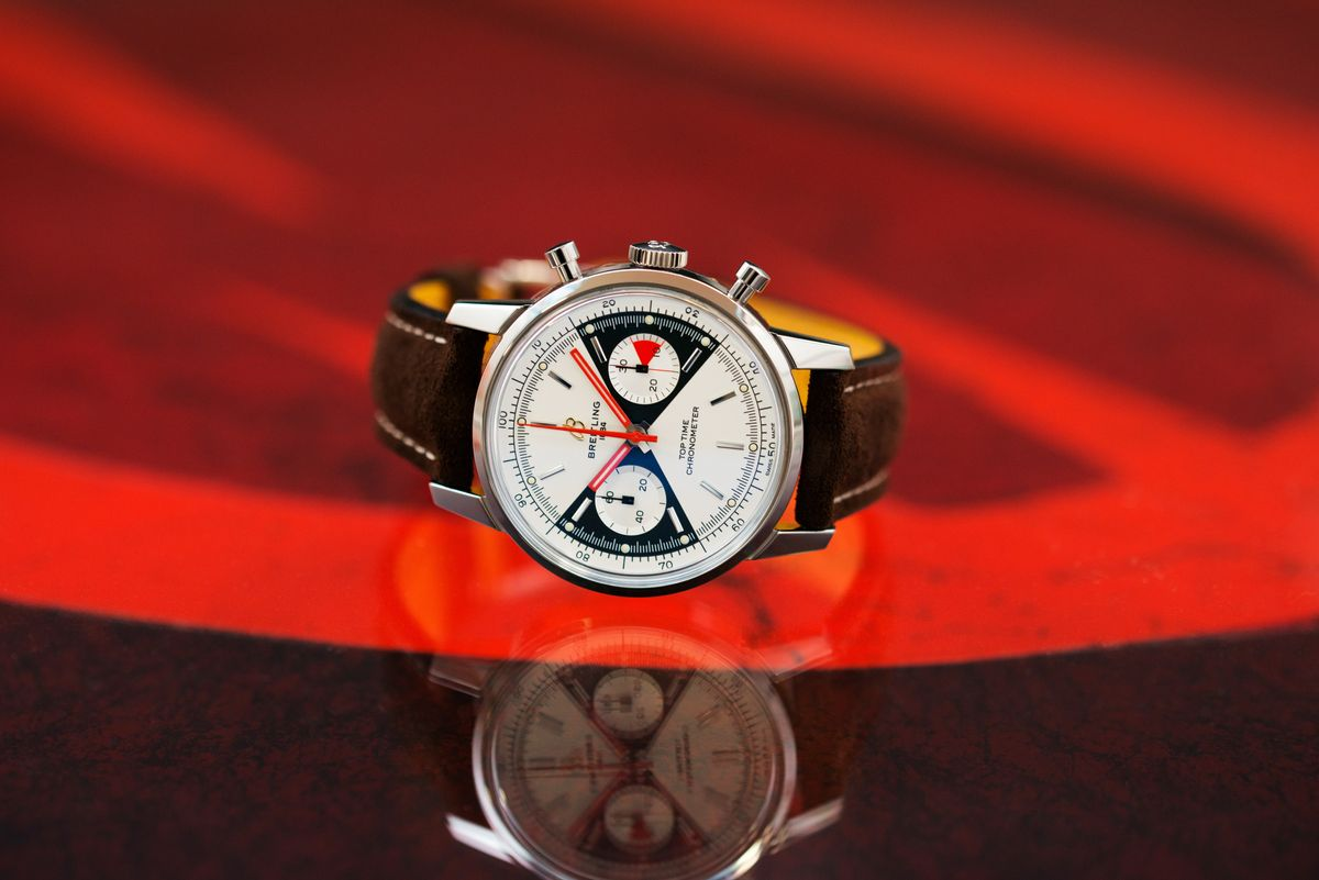 Breitling Top Time Limited Edition