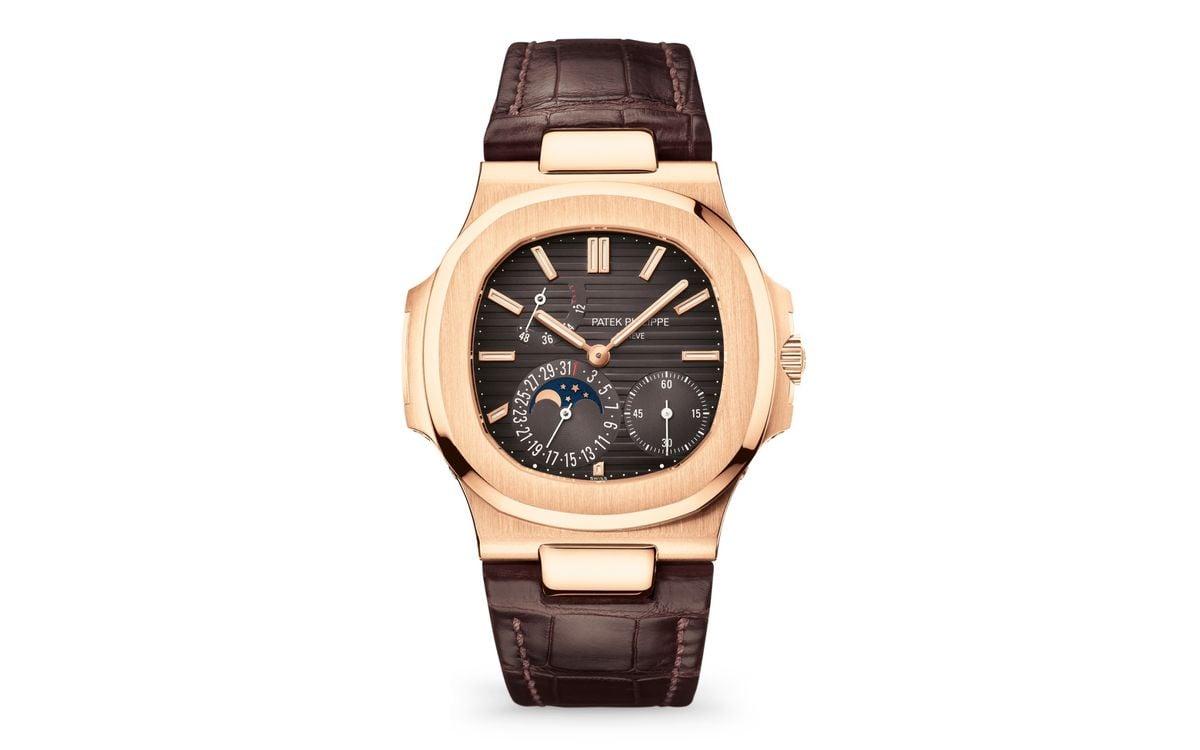 Patek Philippe Nautilus Watches Shopping Guide Moonphase 5712