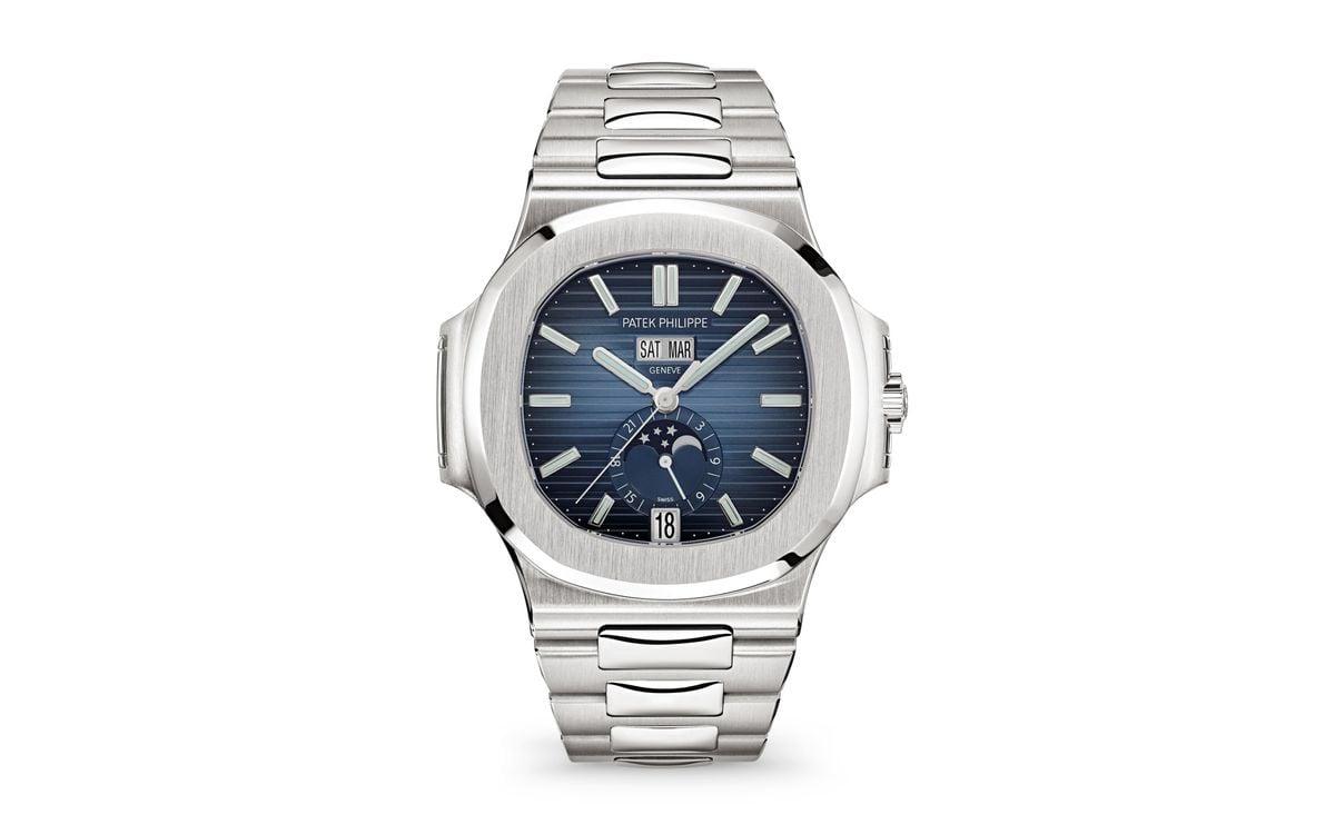 Modern Patek Philippe Nautilus Watches Buying Guide 5726
