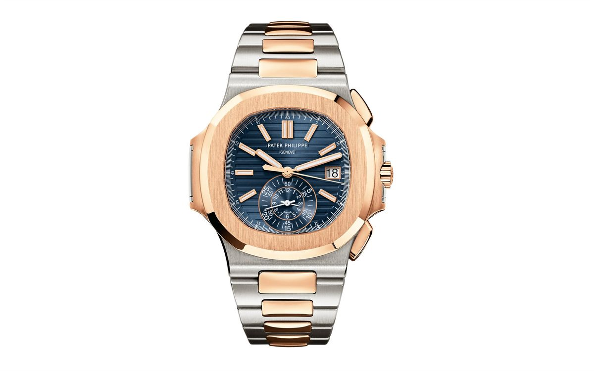 Patek Philippe Nautilus Watches Overview Guide 5980
