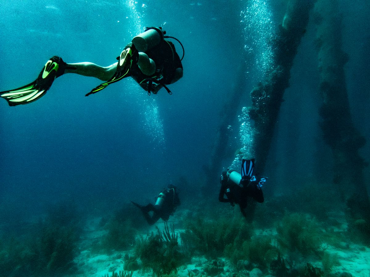 Rolex Sea-Dweller Deepsea James Cameron SCUBA Diving Field Test D-Blue Dial