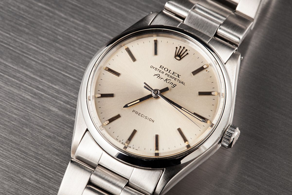 Rolex Air-King Comparison Guide 5500