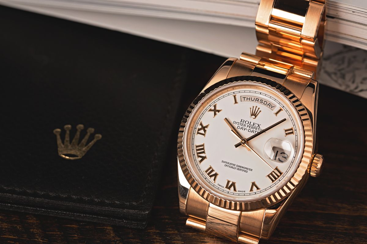 Rolex Oyster Perpetual Day-Date Define Nickname and Characteristics