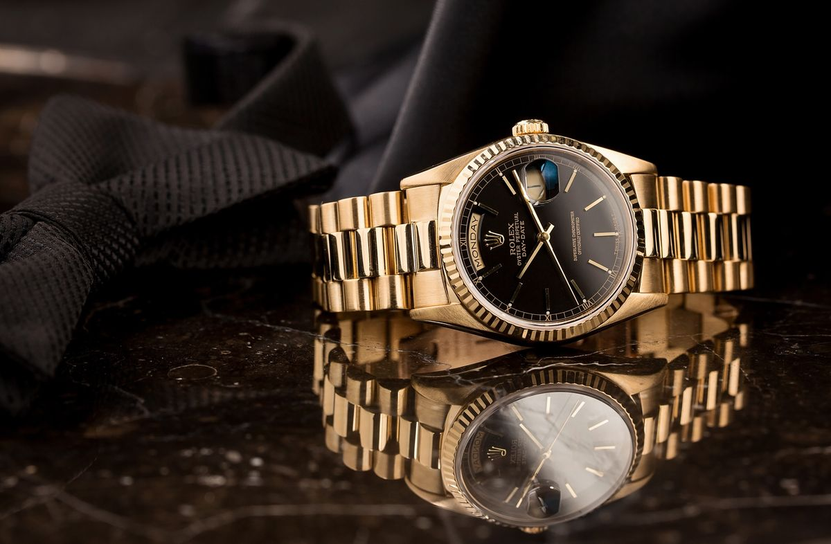 Rolex Oyster Perpetual Day-Date President Defining Characteristics and Nicknames