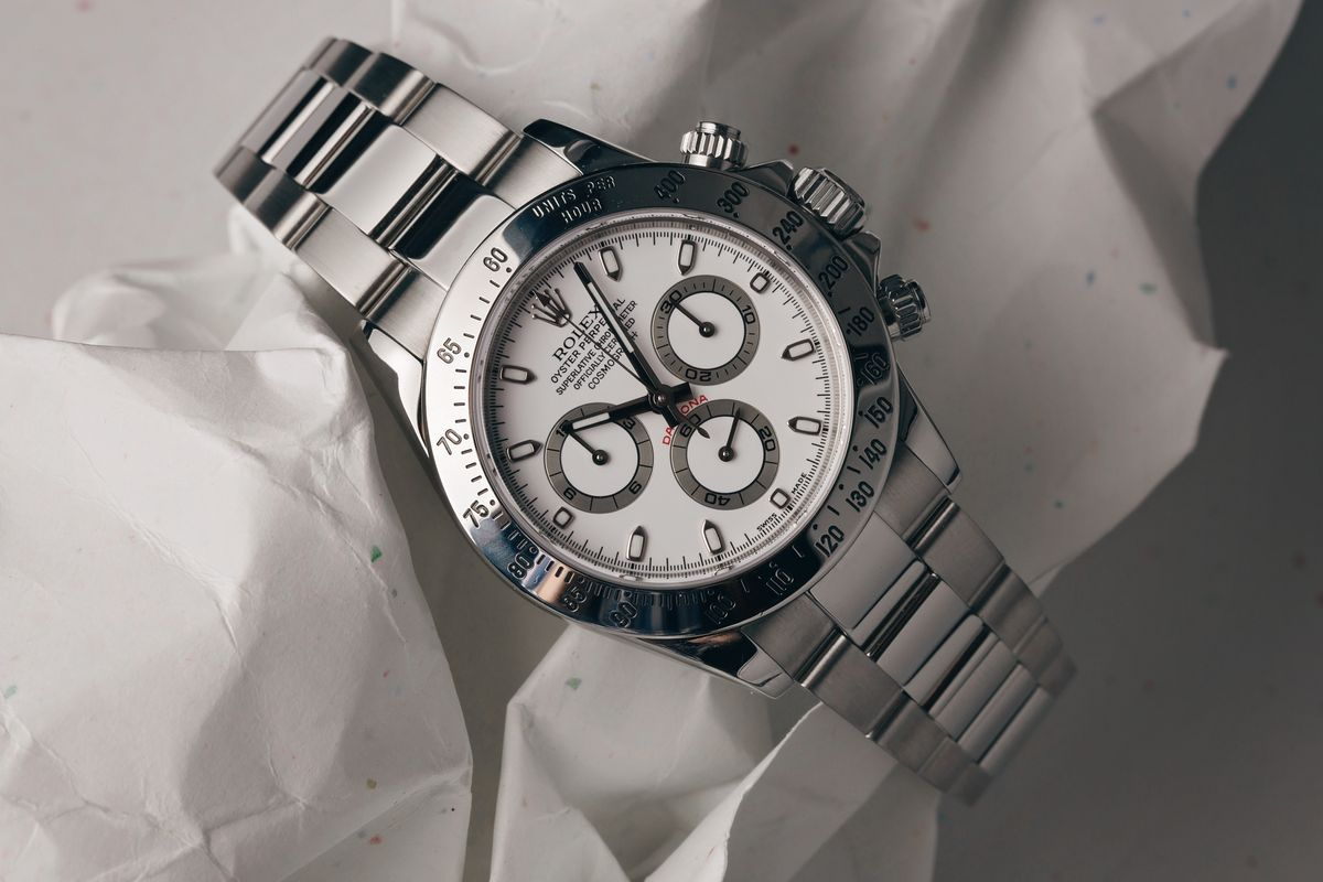 History of the Evolution of Rolex Daytona 16520 Zenith Movement