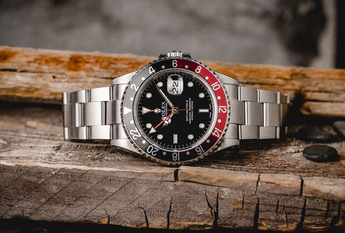 Why A Used Rolex Is The Best Rolex Money Can Buy Coke GMT-Master 16710