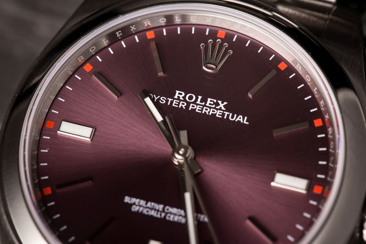 What is the Rolex Oyster Perpetual?