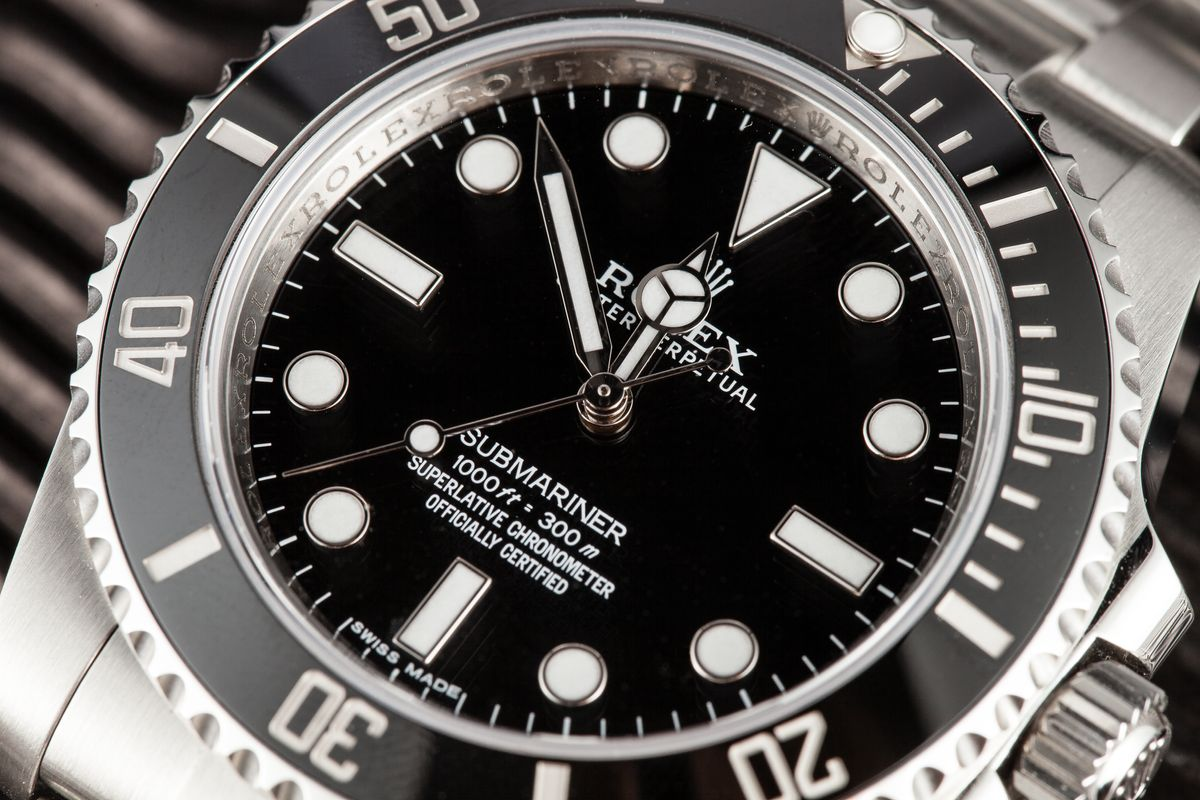 Why the Rolex Submariner Will Never be Discontinued No-Date 114060