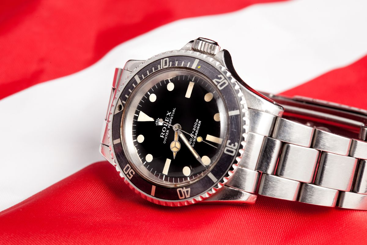 Will the Rolex Submariner ever get Discontinued? vintage Sub 5513