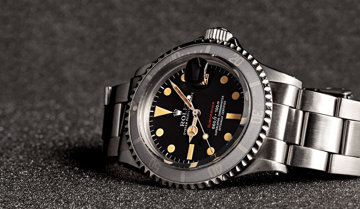 Why Rolex Submariner Not Discontinued Red Sub 16890 Ghost Bezel
