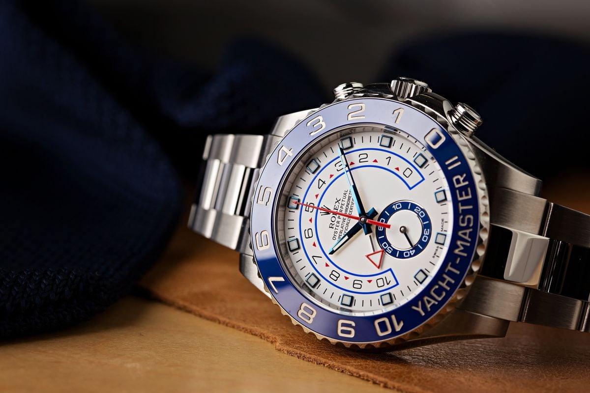 3 Best Rolex Yacht-Master Bezels 116680 Ring Command Cerachrom Blue