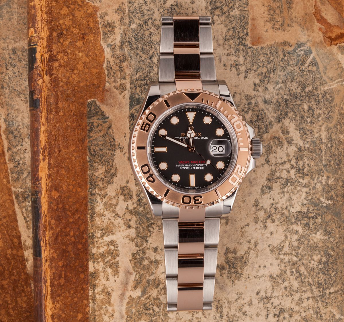 Rolex Yacht-Master 116621 Everose Two-Tone Review
