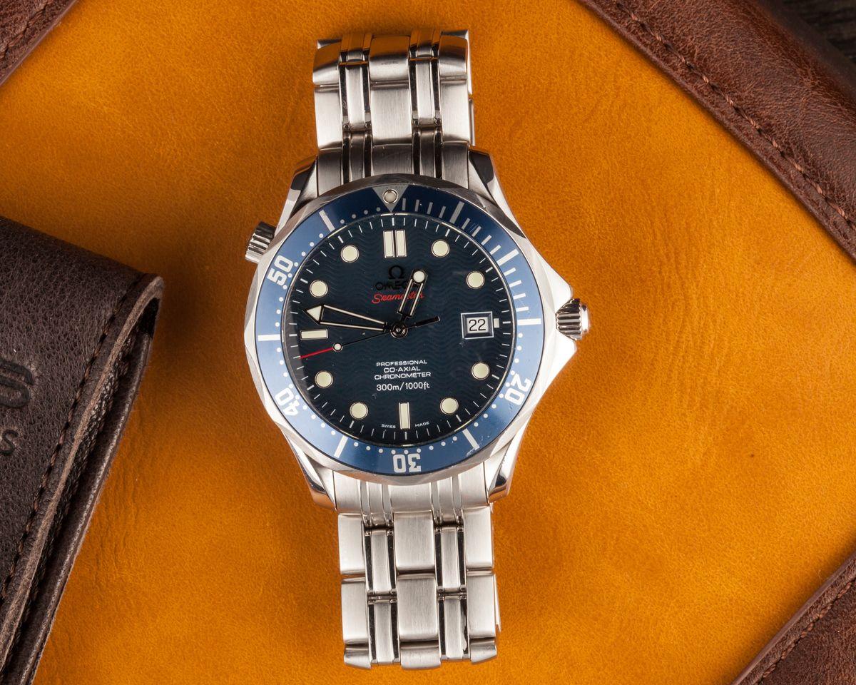 Omega Seamaster Diver 300M 007 James Bond 007
