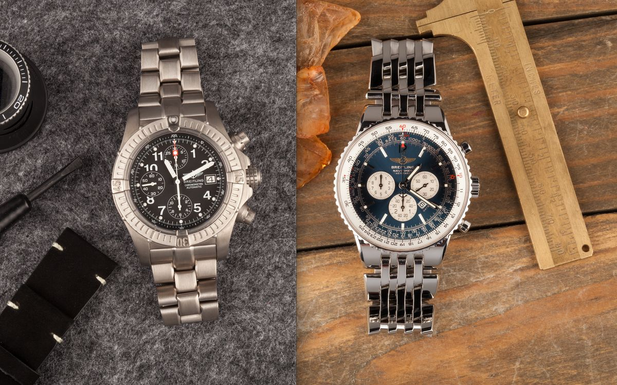 Breitling watches Best Value models