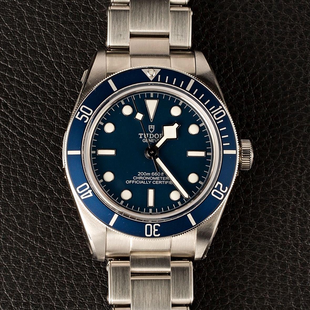 Tudor Black Bay Fifty-Eight 79030B Navy Blue