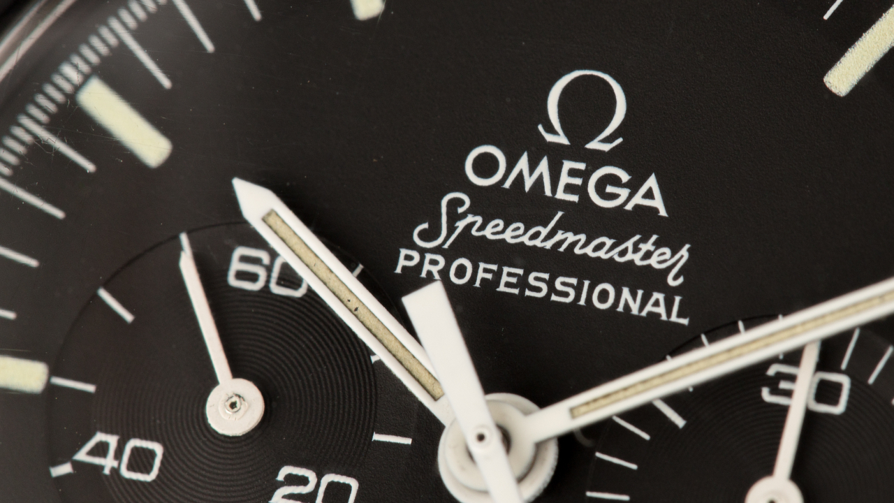 Three of the Best Vintage Omega Watches for Men Speedmaster