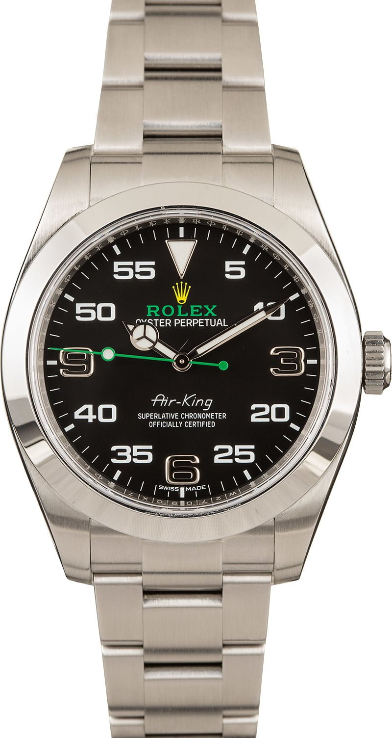 Rolex Air-King Comparison Guide 116900