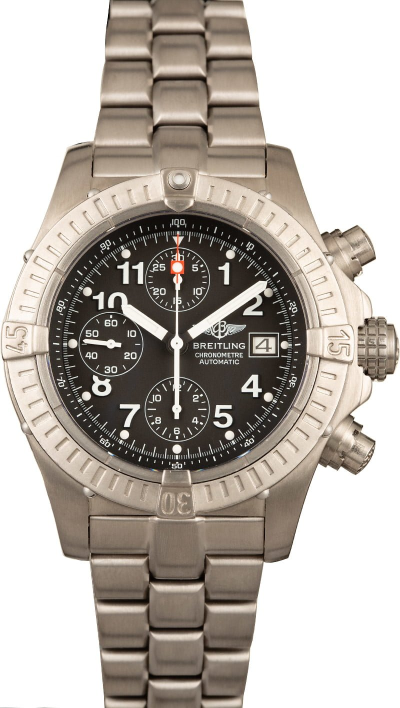 Breitling watches Best Pre-Owned Value Buys
