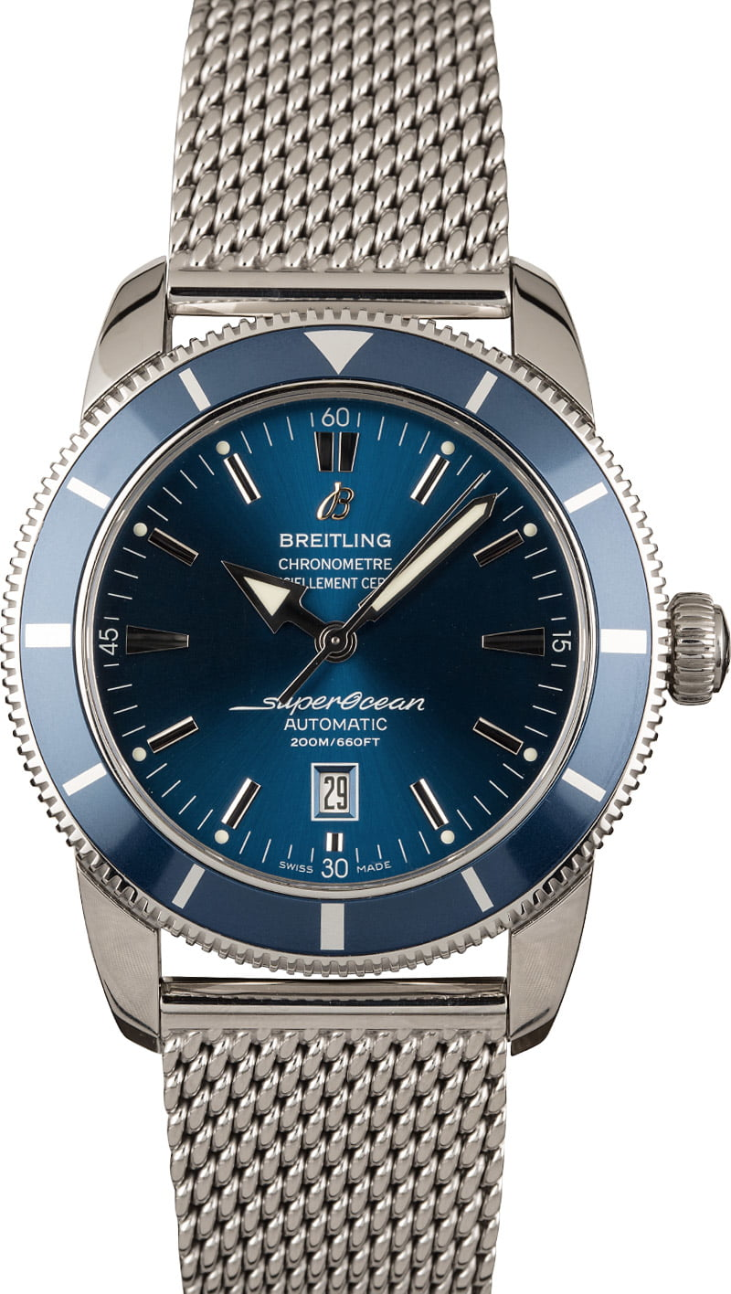 Breitling Watches Most Popular Models Superocean Heritage Diver