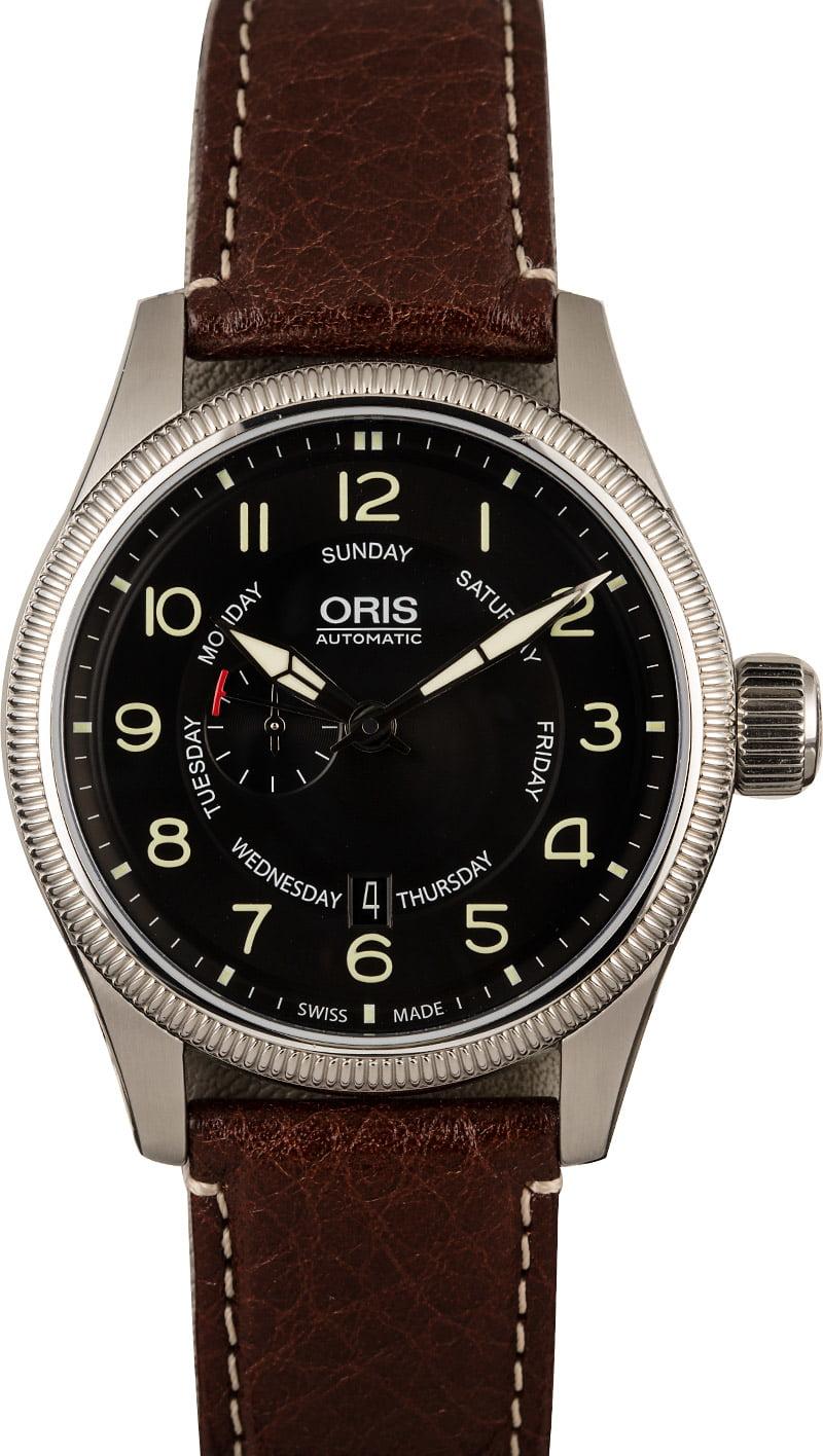 5 Best Oris Watches Big Crown Pilot