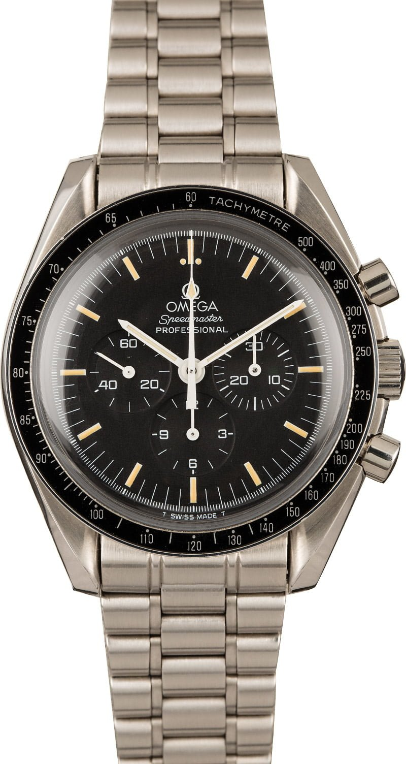 Only 3 Omega Watches You Need Speedmaster Moon watch