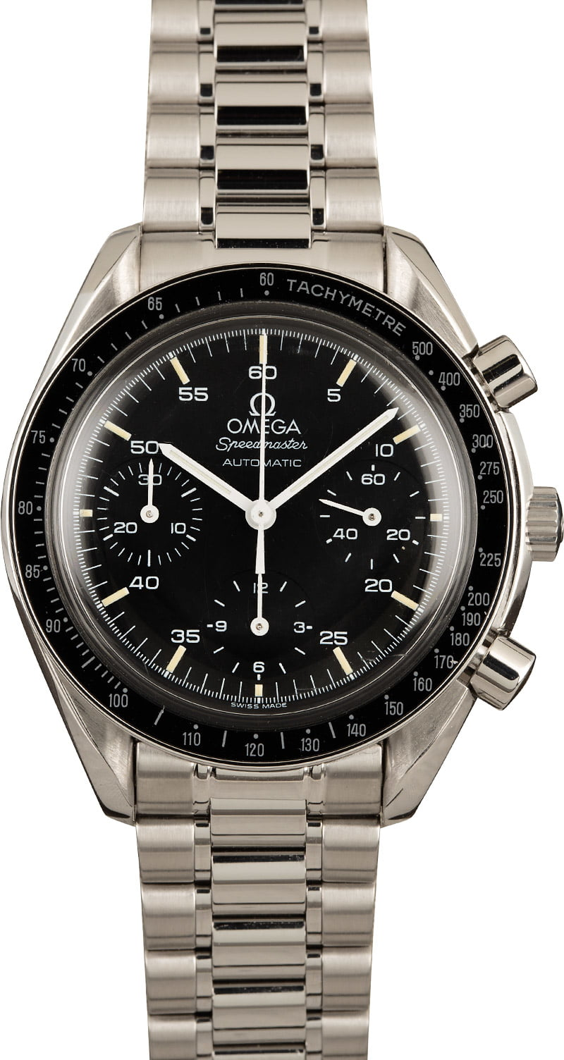 Omega Speedmaster Buying Guide Reduced