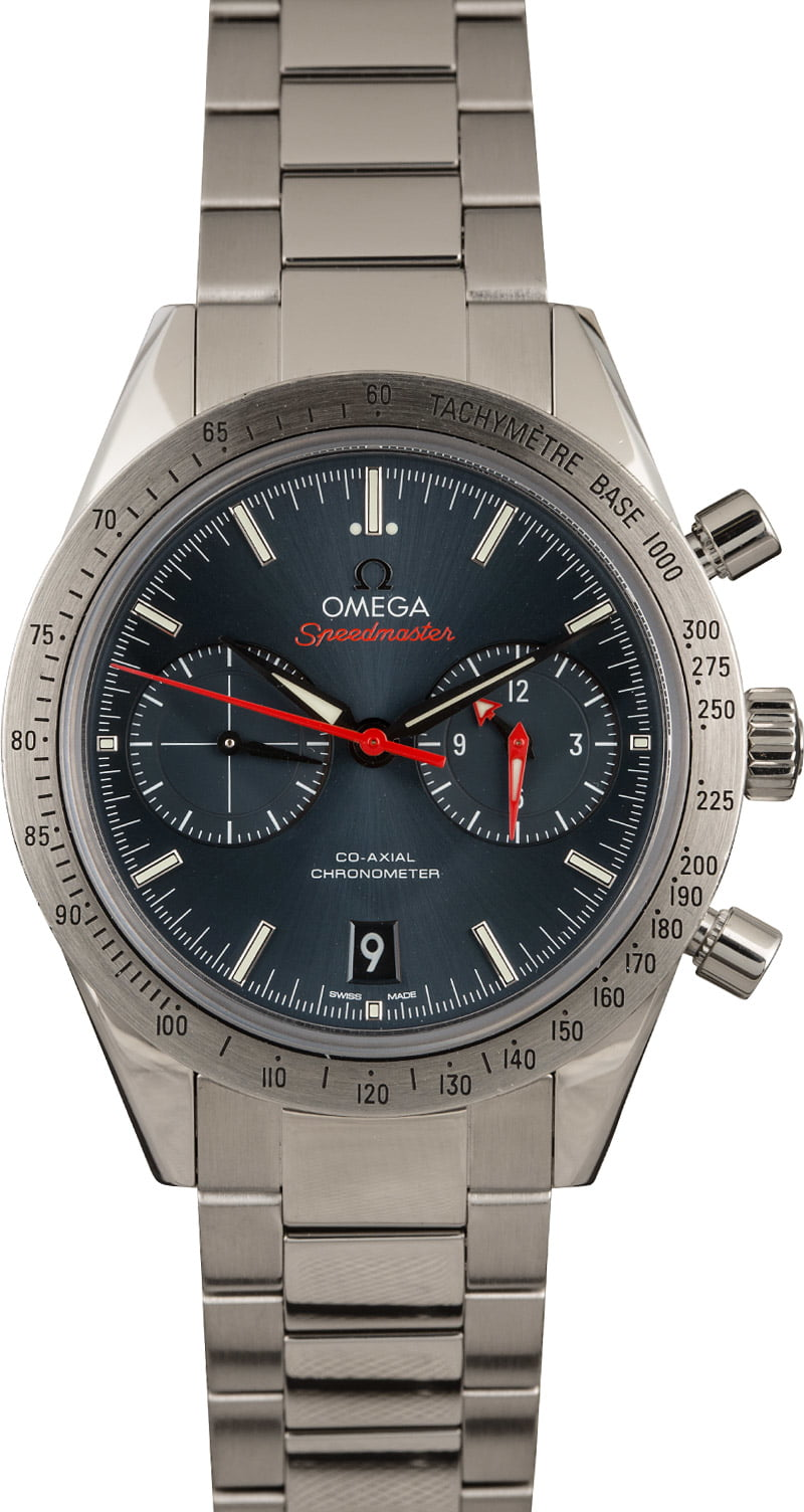 Omega Speedmaster Moonwatch vs Speedmaster 57 Comparison