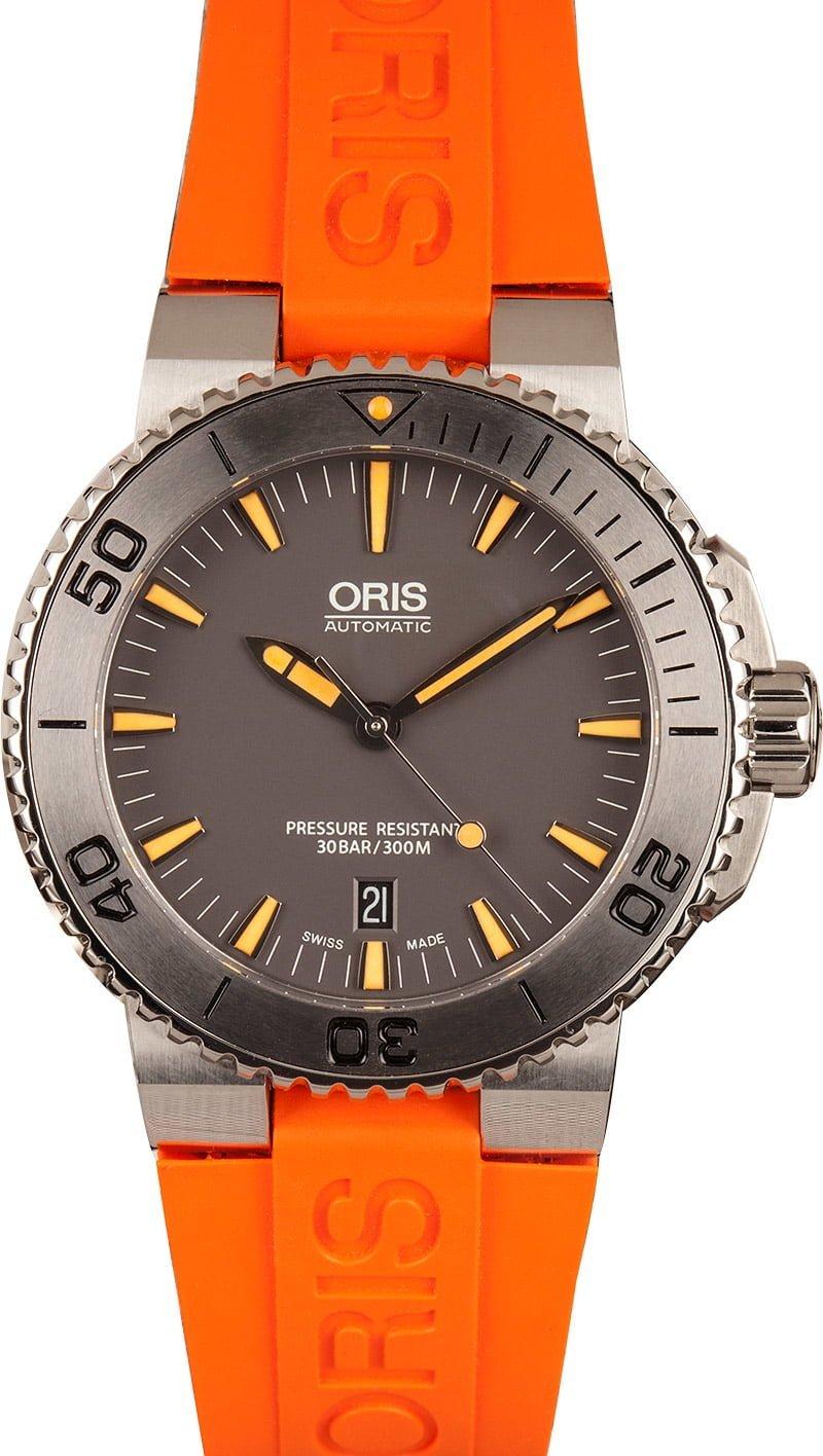 Oris Watches Best Value Models Aquis Diver