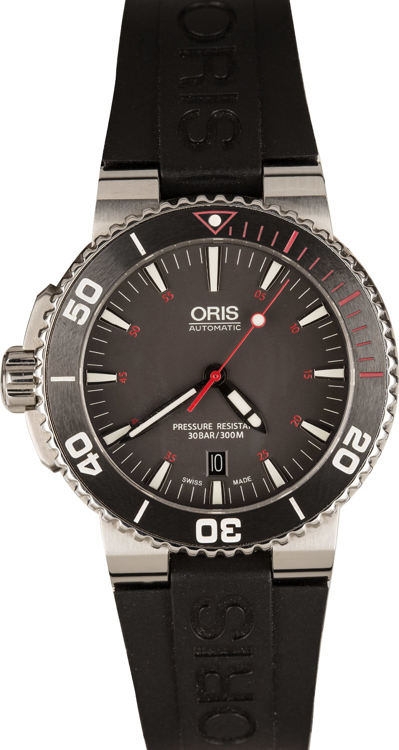 Oris Dive Watches Guide For the Watch Snob Oris Aquis Left Hand Crown