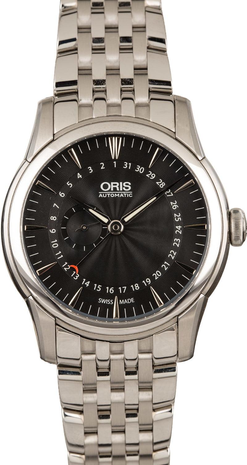 Best Oris Watches for Collectors Artelier Pointer Date