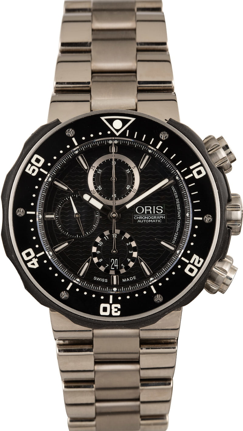 Best Oris Dive Watches Guide For the Watch Snob ProDiver Chronograph