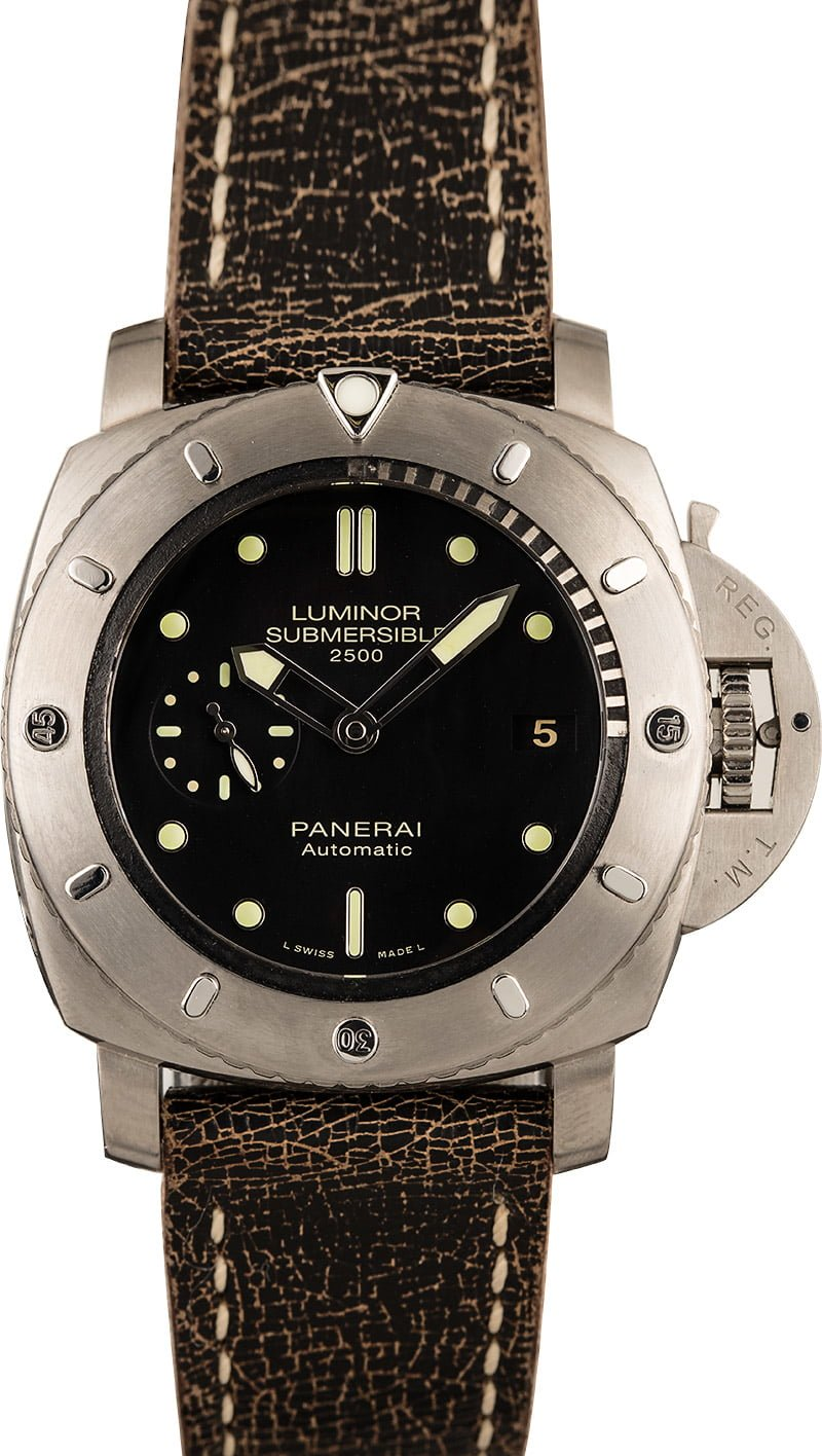 Largest Panerai Watches For Sale Luminor Submersible PAM364