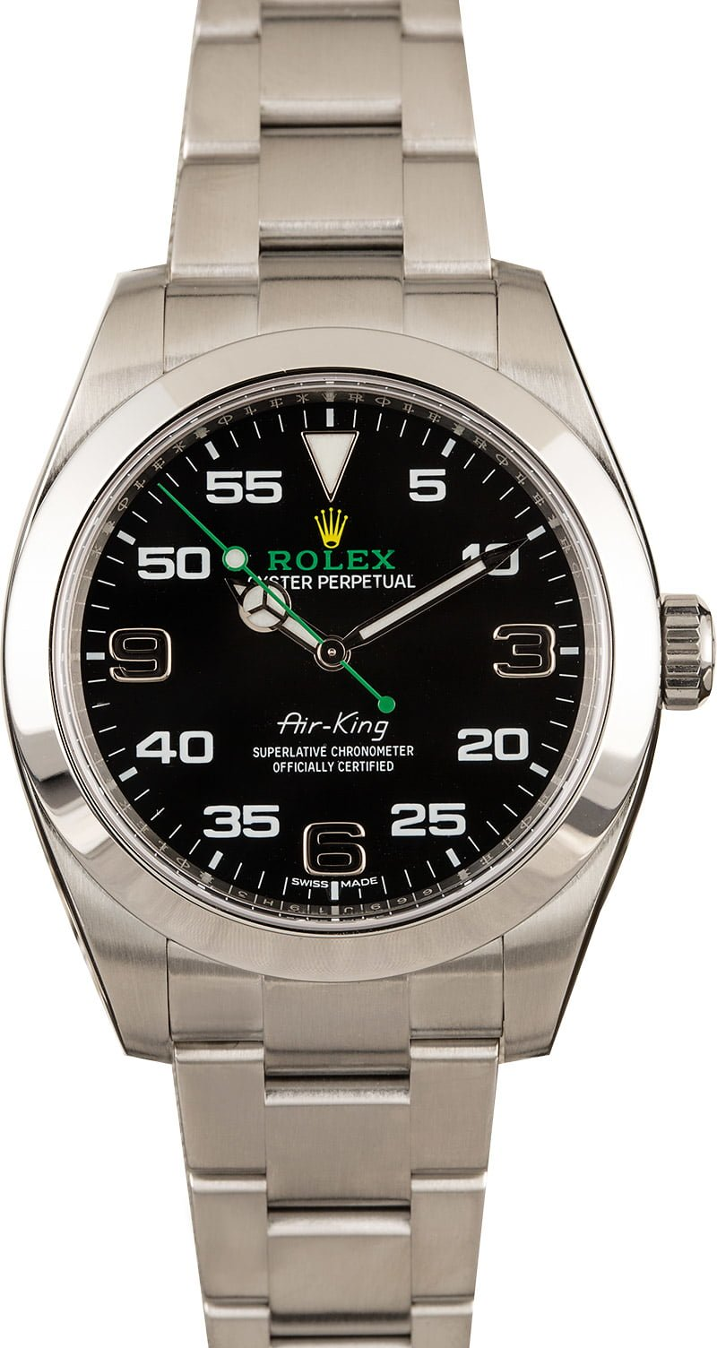 Top Overlooked Rolex Watches Air-King 116900