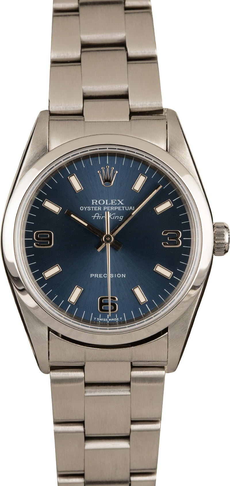 Rolex Air-King 40 vs 34 Comparison Guide 14000 Blue Dial