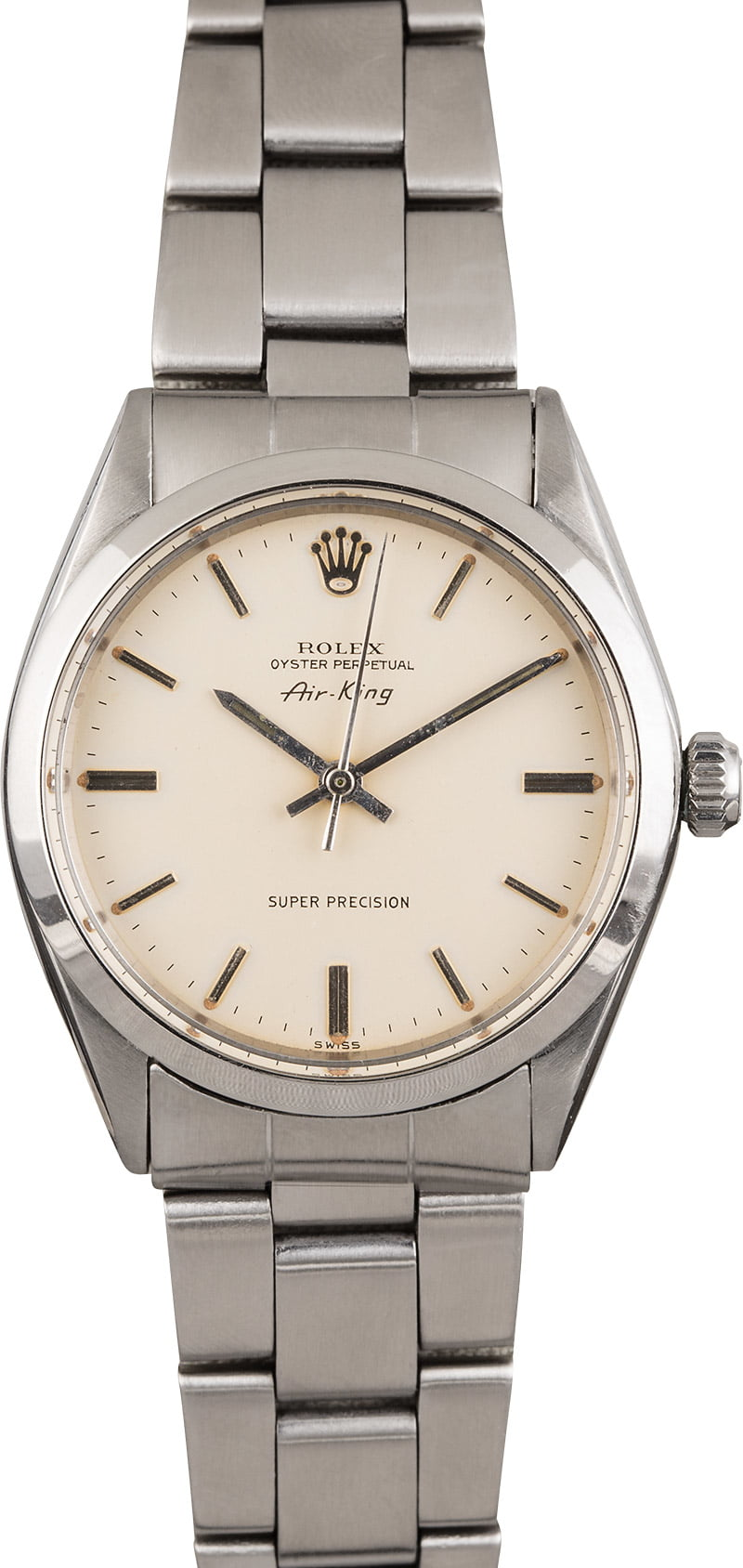 3 Undervalued Used Rolex Watches in 2020 Air-King 5500