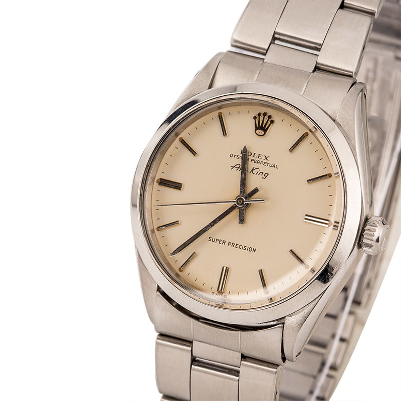 Best 3 Undervalued Used Rolex Watches for 2020 Air-King 5500