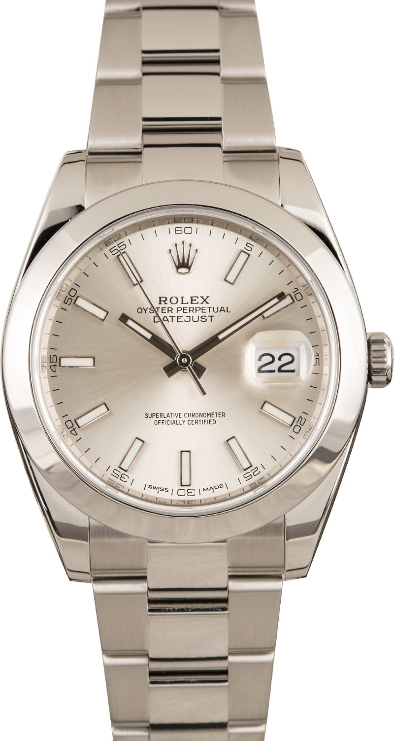 5 Best Rolex watches for men buying guide comparison Datejust 41 126300