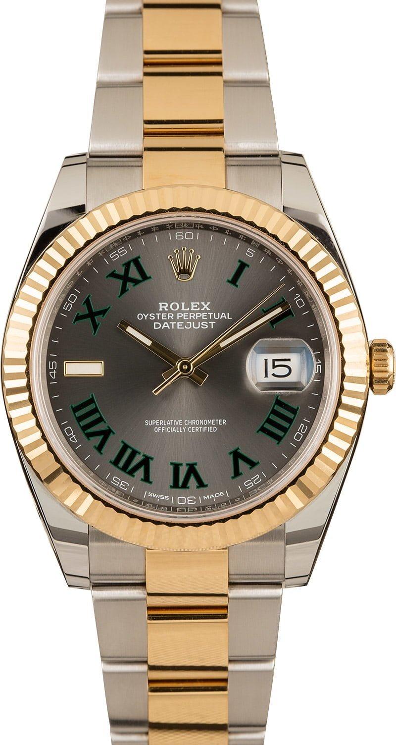 Rolex Datejust Models Celebrities Style Guide Roger Federer 116333