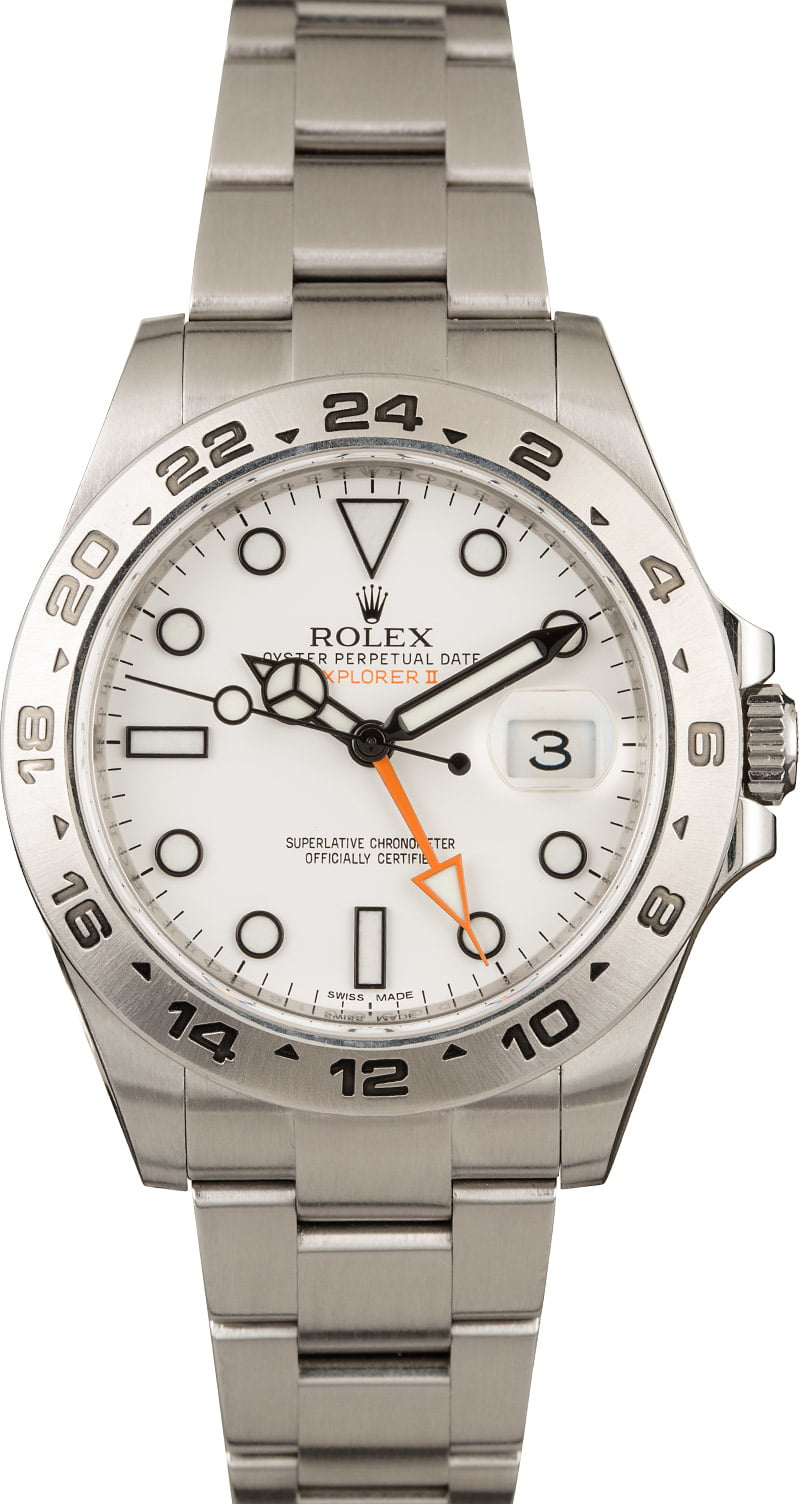 5 Best Rolex watches for men buying guide comparison Polar Explorer 216570