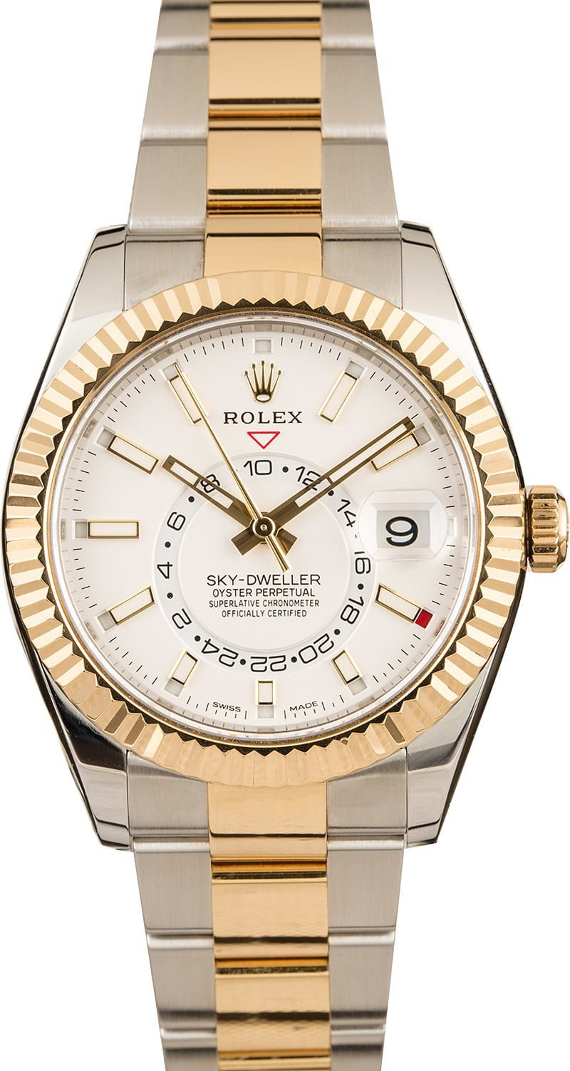 Most Undervalued Rolex Watches Sky-Dweller 326933