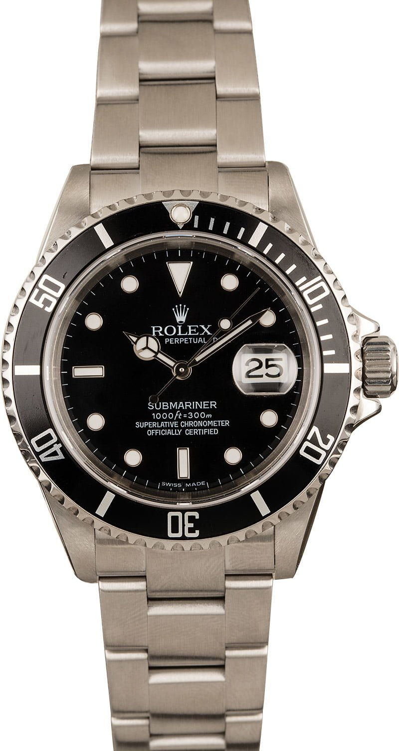 3 Best Undervalued Used Rolex Watches for 2020 Submariner 16610