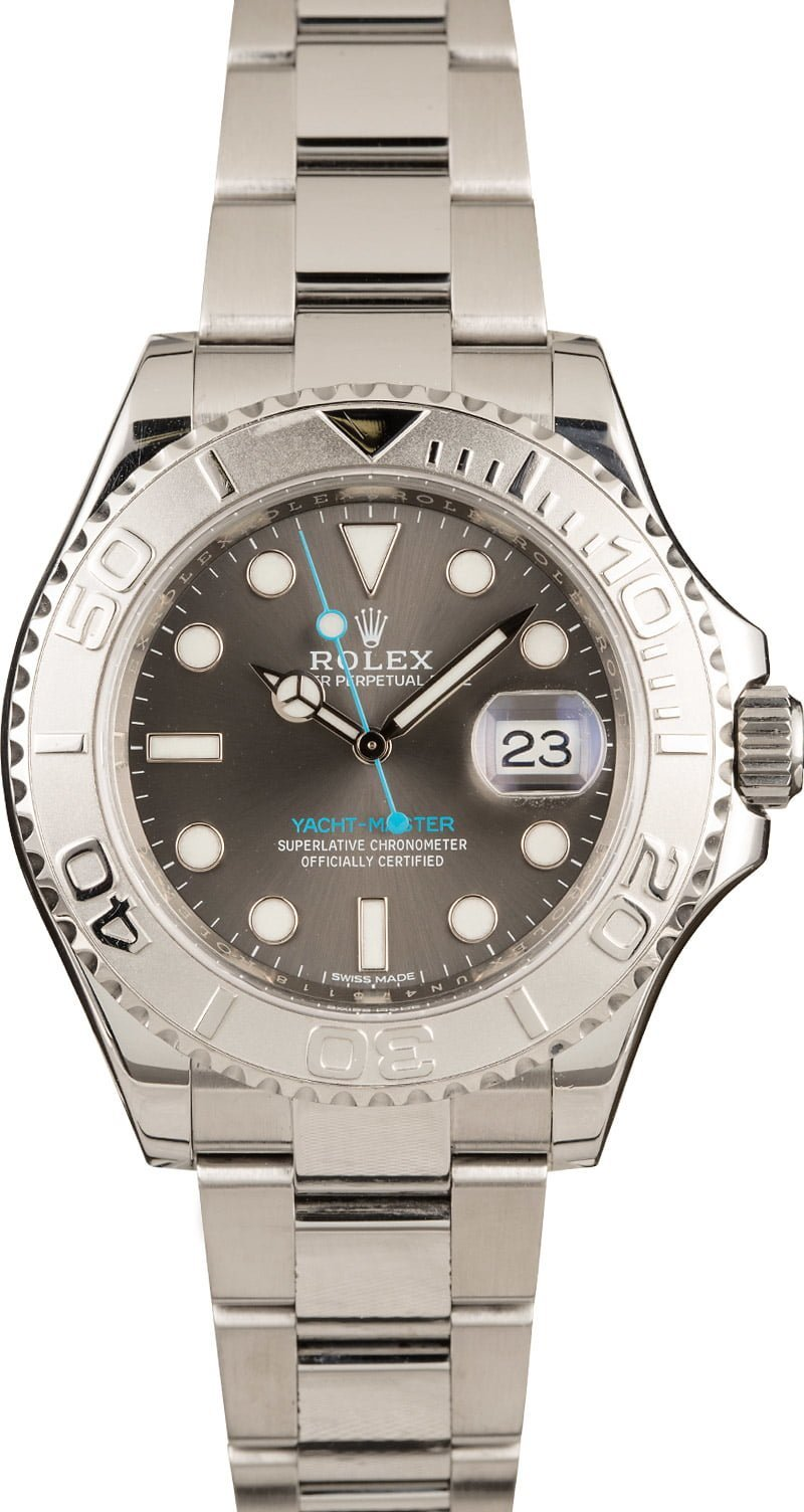 Most Overlooked Rolex Watches Yacht-Master 40 116622