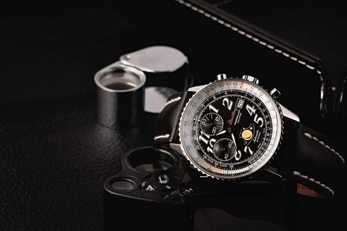 The Ultimate Breitling Watch Strap Guide Classic Leather