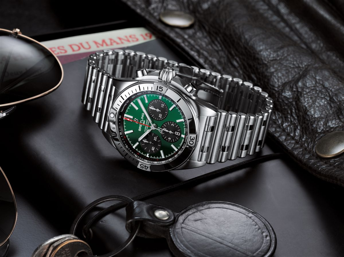 New 2020 Breitling Chronomat Superocean Watches Bentley Edition