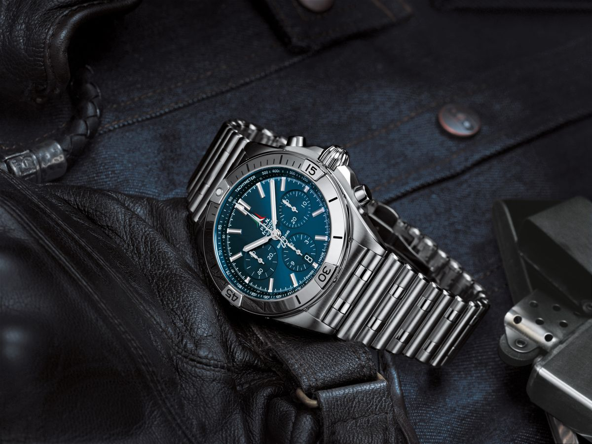 Breitling Chronomat Superocean New 2020 Watches Frecce Tricolori Limited Edition