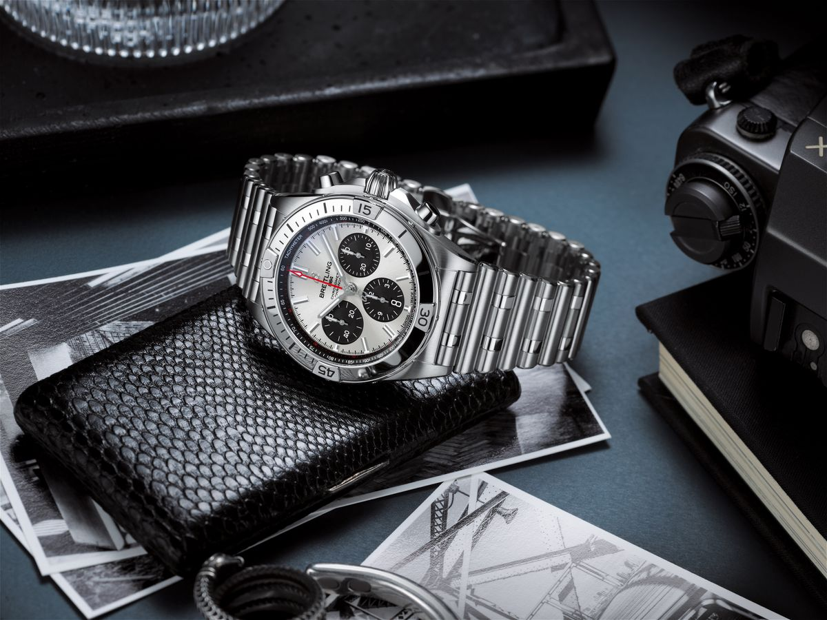 Breitling Chronomat Superocean Watches New 2020 Stainless Steel