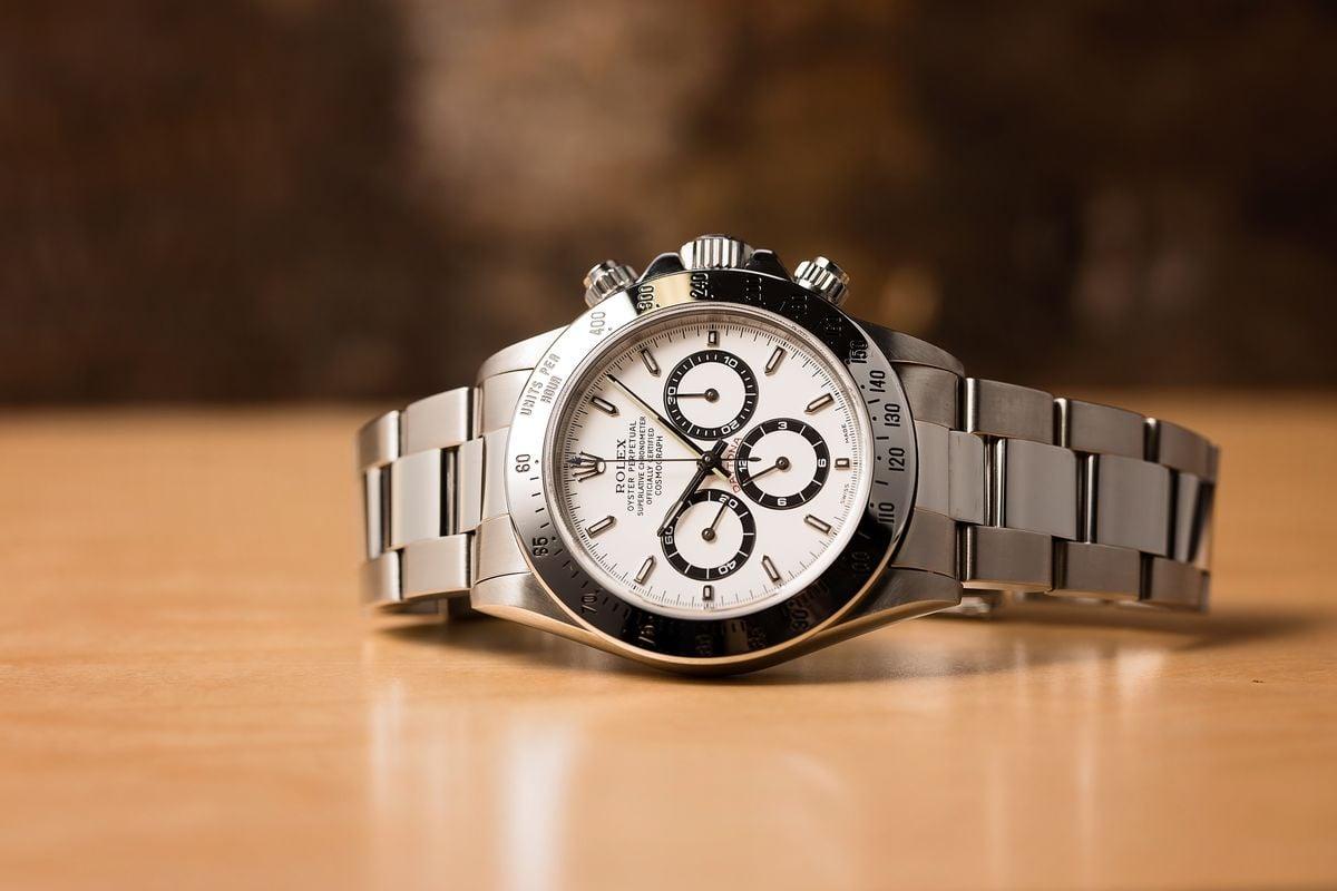 Cheapest Rolex Daytona Watches stainless steel 16520 Zenith