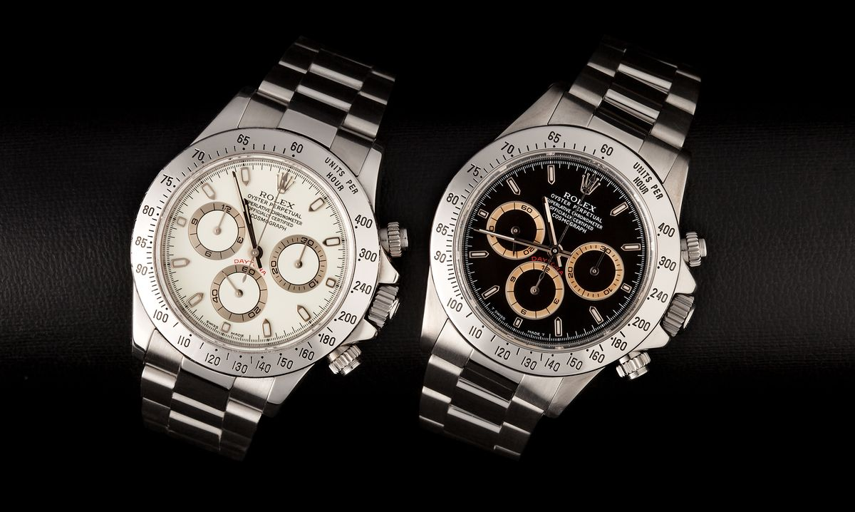 History of the Evolution of Rolex Daytona Movement Zenith vs In-House